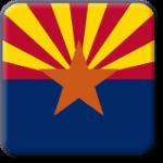 Arizona State Flag Icon