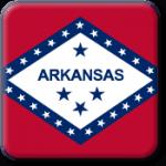 Arkansas State Flag Icon