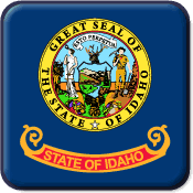 Idaho State Flag Icon