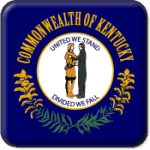 Kentucky State Flag Icon