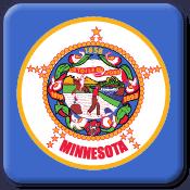 Minnesota State Flag Icon