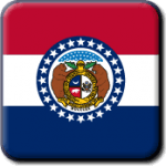 Missouri State Flag Icon
