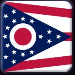 Ohio State Flag Icon