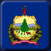 Vermont State Flag Icon