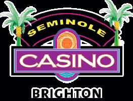 Seminole Casino in Brighton Logo