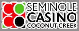 Seminole Casino in Coconut Creek Logo