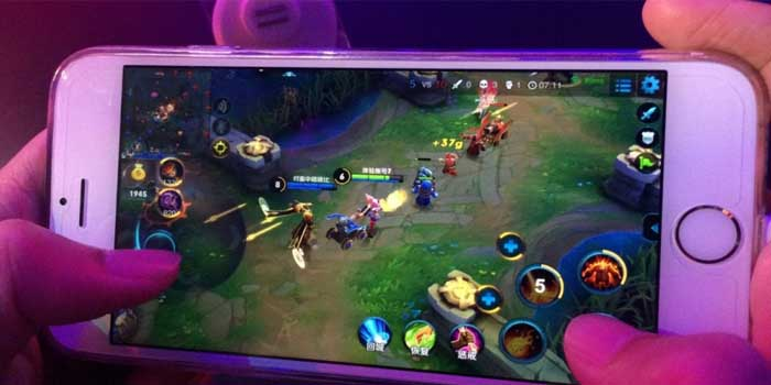 Honour of Kings Chinese TenCent Video Game