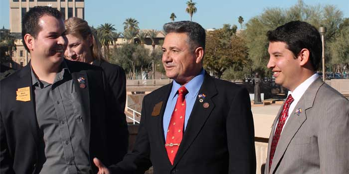 Arizona Senator Sonny Borrelli
