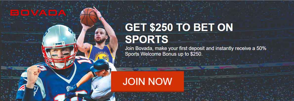 Bovada Sportsbook Review - Top 18 and Up Online Sportsbook