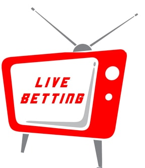 live betting on TV