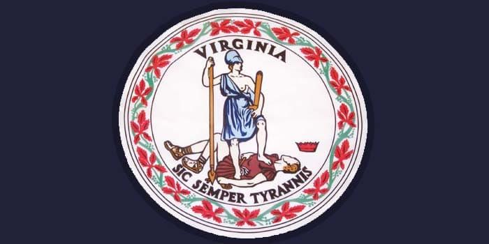 Virginia State Symbol