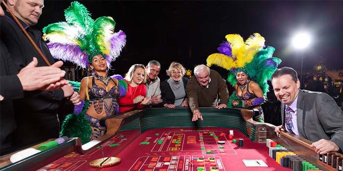 Casino Gambling Mardi Gras