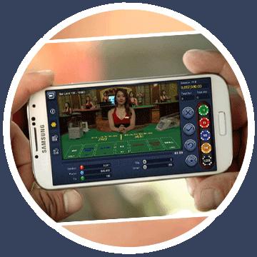 live casino gaming