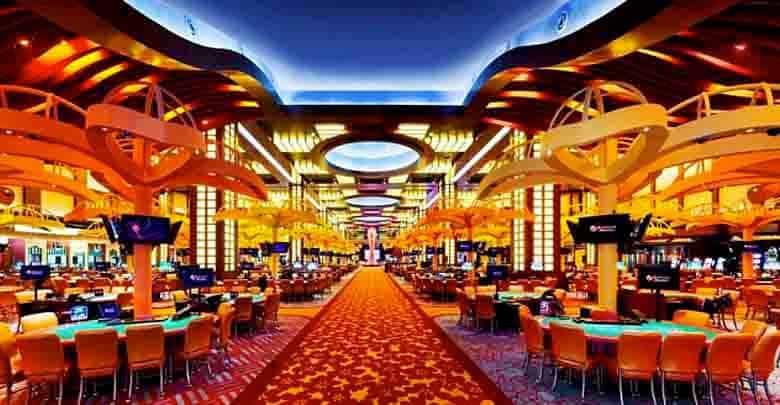 COVID-19 Nevada Casino