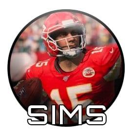 Sport simulations