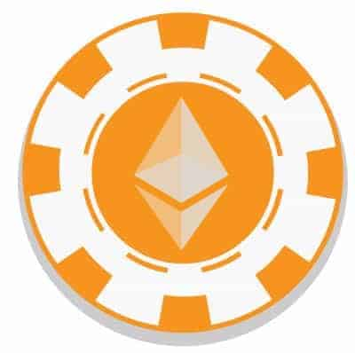 Ethereum casino chip