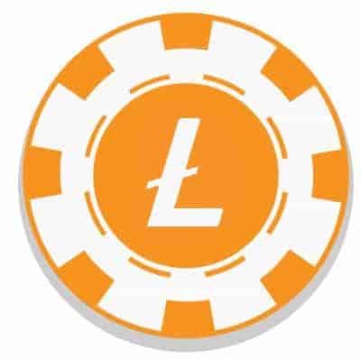 Litecoin casino chip