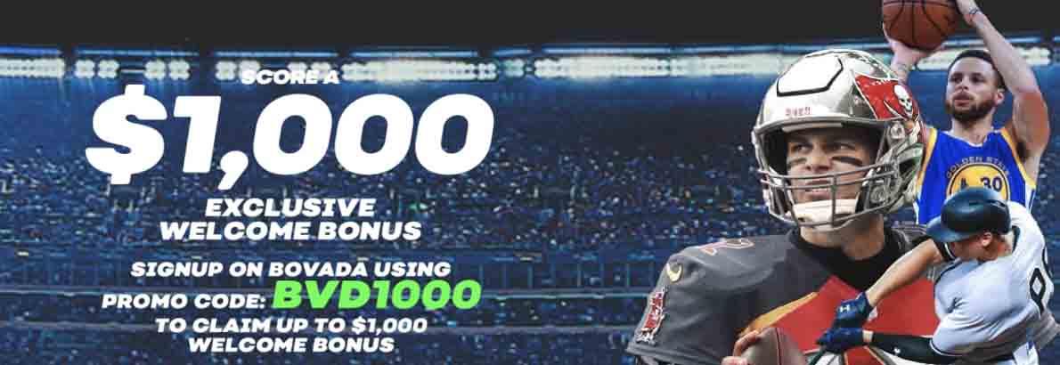 Bovada Sports Bonus