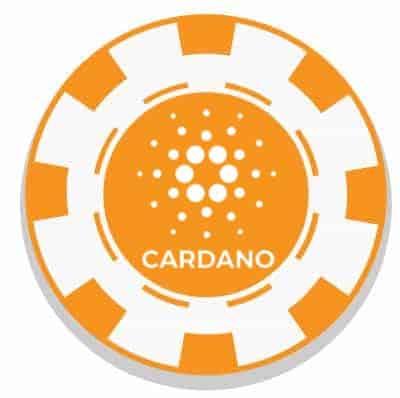 Cardano casino chip